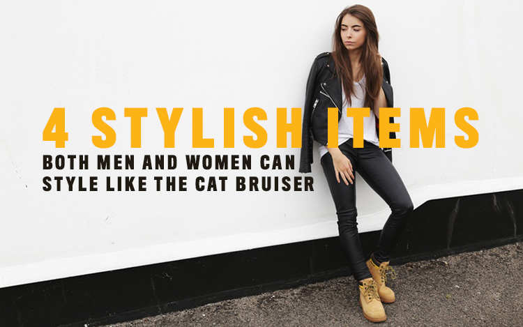 f024aa44 Well, 2018 is the year of ambiguous fashion trends. Much like the CAT  Bruiser that serves both men and women.